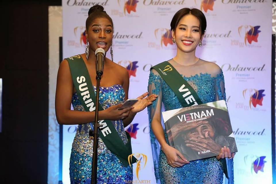 Nam Em thắng tiếp giải Bạc trang phục đẹp ở Miss Earth - 5