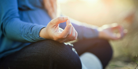 Thiền giúp kiểm soát cảm xúc tiêu cực - 1