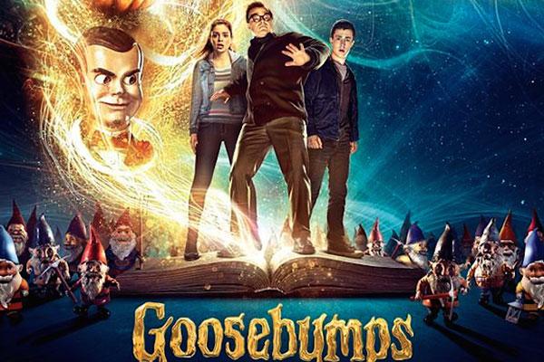 Trailer phim: Goosebumps - 1