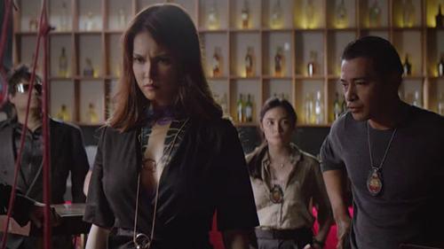 Maria Ozawa khoe lưng trần gợi cảm trong phim chính thống đầu tiên - 8