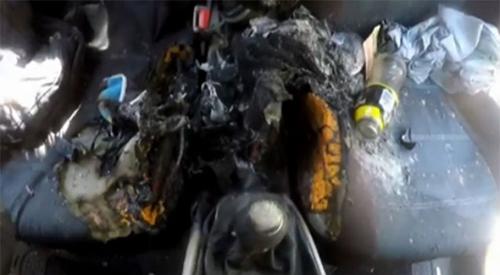 HOT: iPhone 7 phát nổ, xe ô tô bị cháy - 3