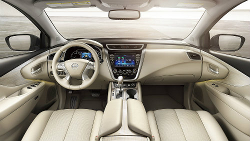 Top 10 xế crossover mới có nội thất xịn nhất - 1