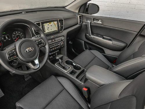 Top 10 xế crossover mới có nội thất xịn nhất - 6