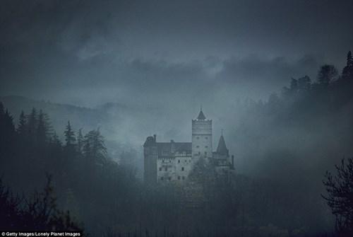 """Ngủ đêm trong quan tài ở lâu đài """"ma cà rồng"""" - 1"""