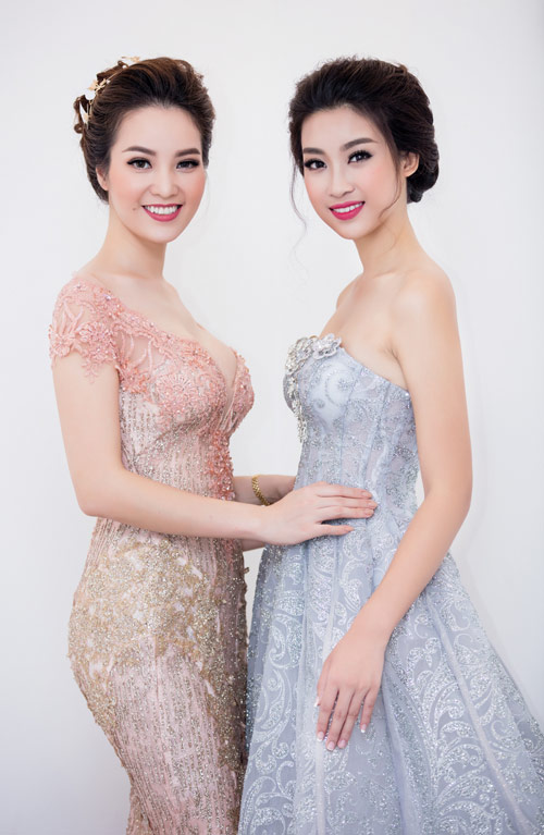 MC Thụy Vân gợi cảm nổi bật giữa dàn hoa – á hậu - 6