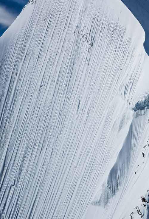 Cảm tử: Trượt xuống đỉnh núi 4000m dựng đứng - 2
