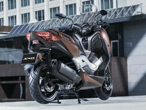Tường tận siêu xe ga 2017 Yamaha X-Max 300 cho phái mạnh - 3