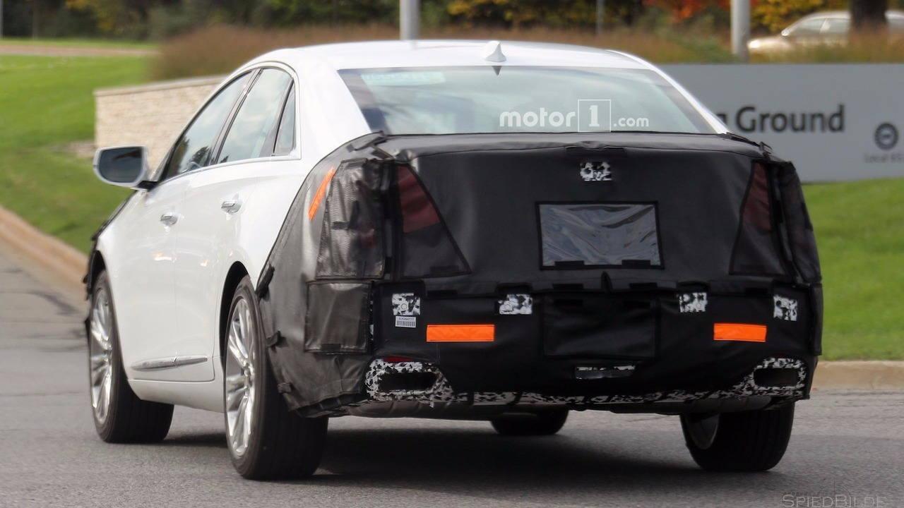 Cadillac vẫn tiếp tục phát triển sedan XTS 2018 mới - 4