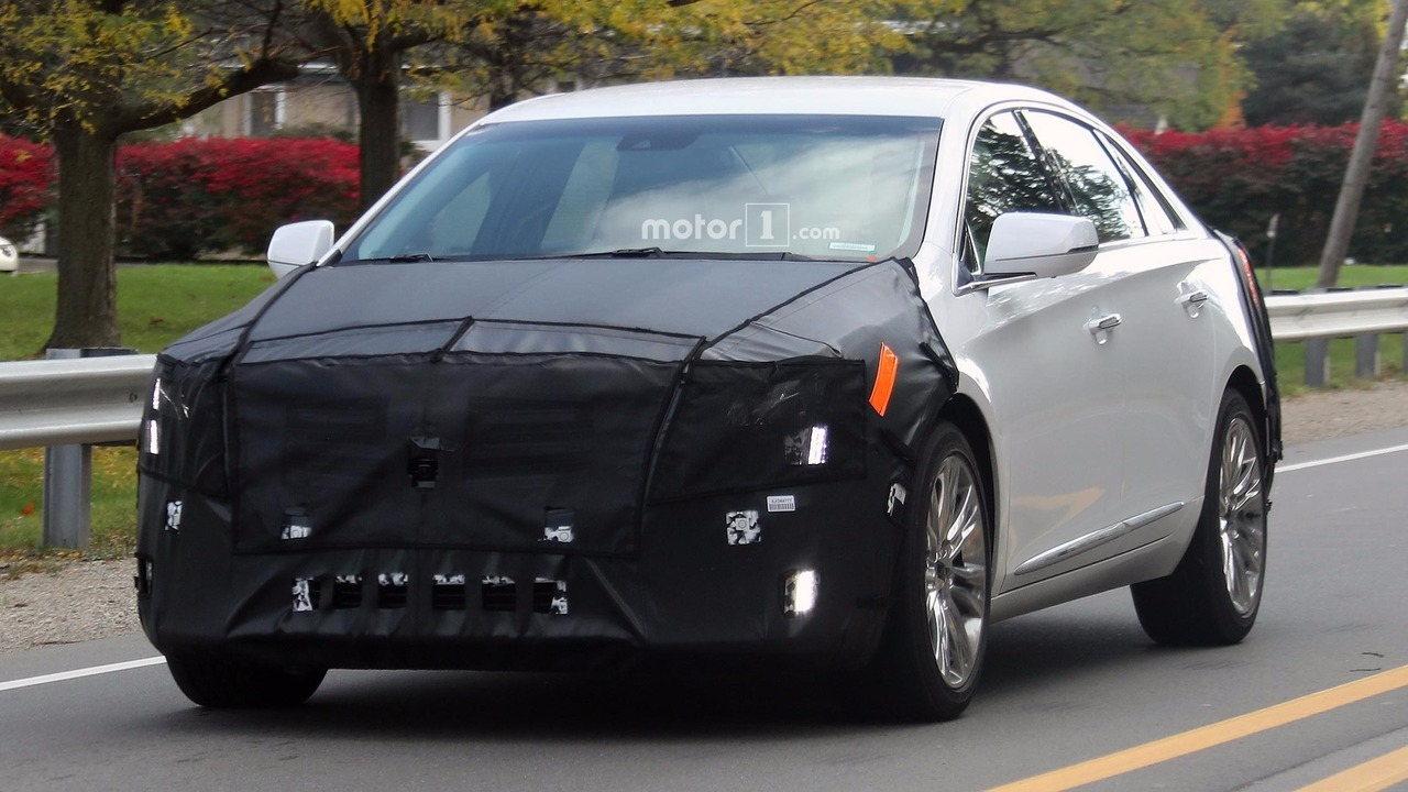 Cadillac vẫn tiếp tục phát triển sedan XTS 2018 mới - 1