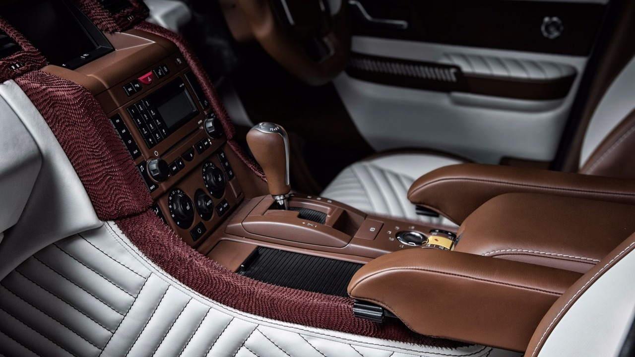 Nội thất siêu sang của chiếc Vilner Range Rover Sport - 2