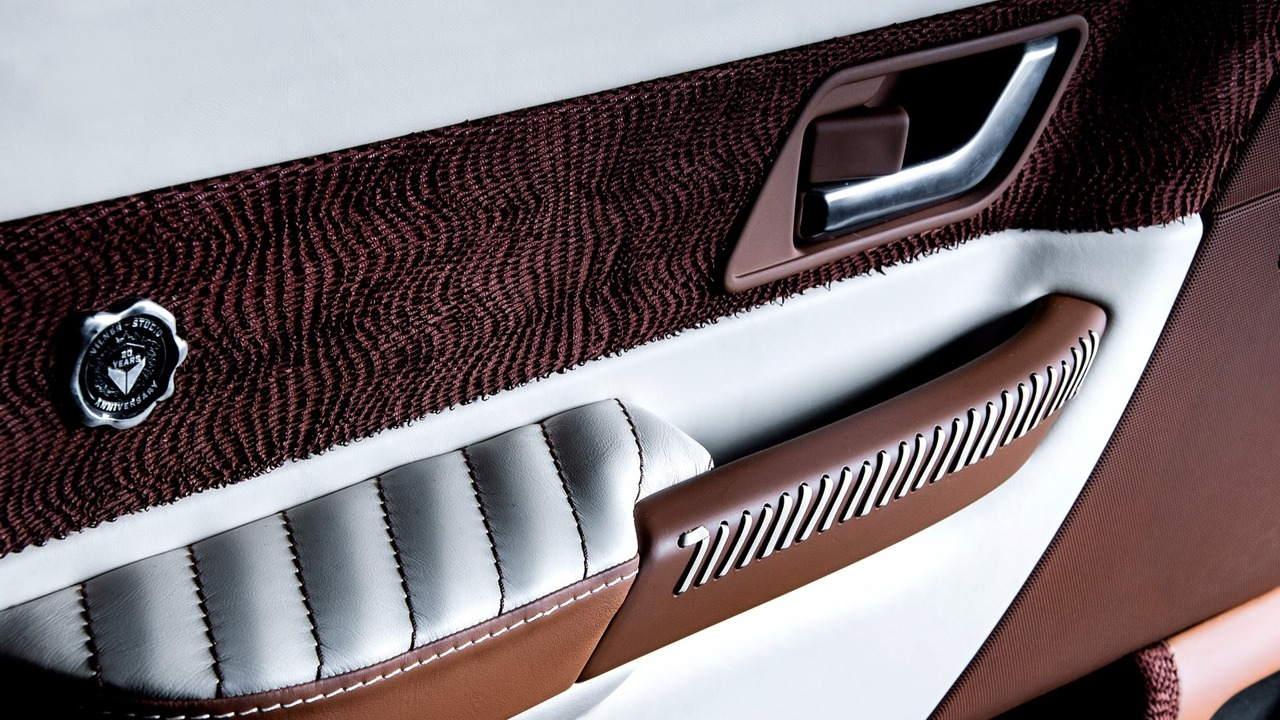 Nội thất siêu sang của chiếc Vilner Range Rover Sport - 4