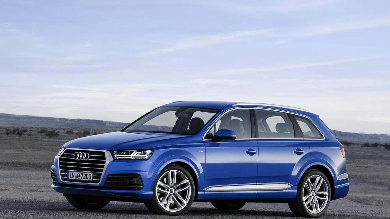 Audi Q7 bản động cơ nhỏ, tiết kiệm hơn sắp ra mắt - 2