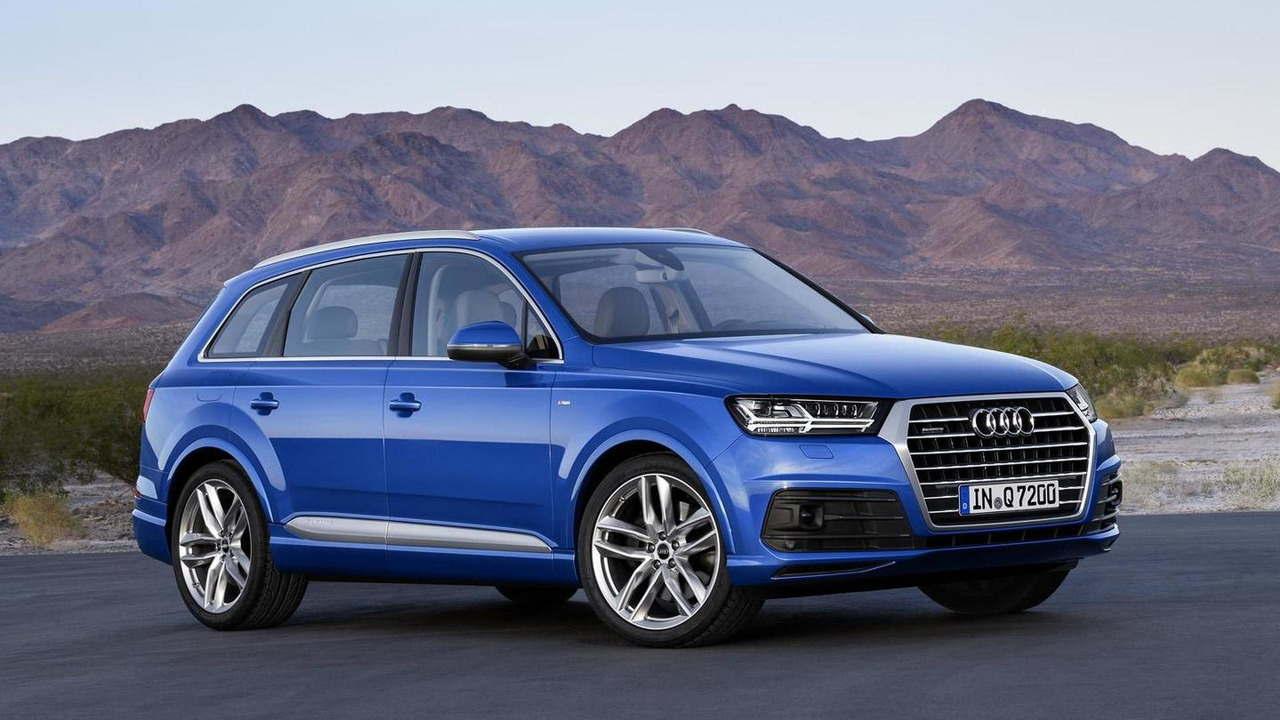 Audi Q7 bản động cơ nhỏ, tiết kiệm hơn sắp ra mắt - 3