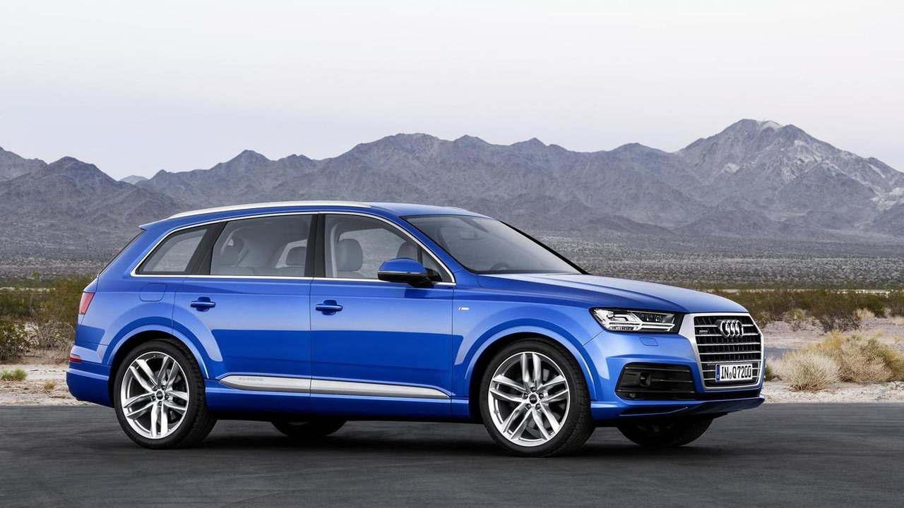 Audi Q7 bản động cơ nhỏ, tiết kiệm hơn sắp ra mắt - 1