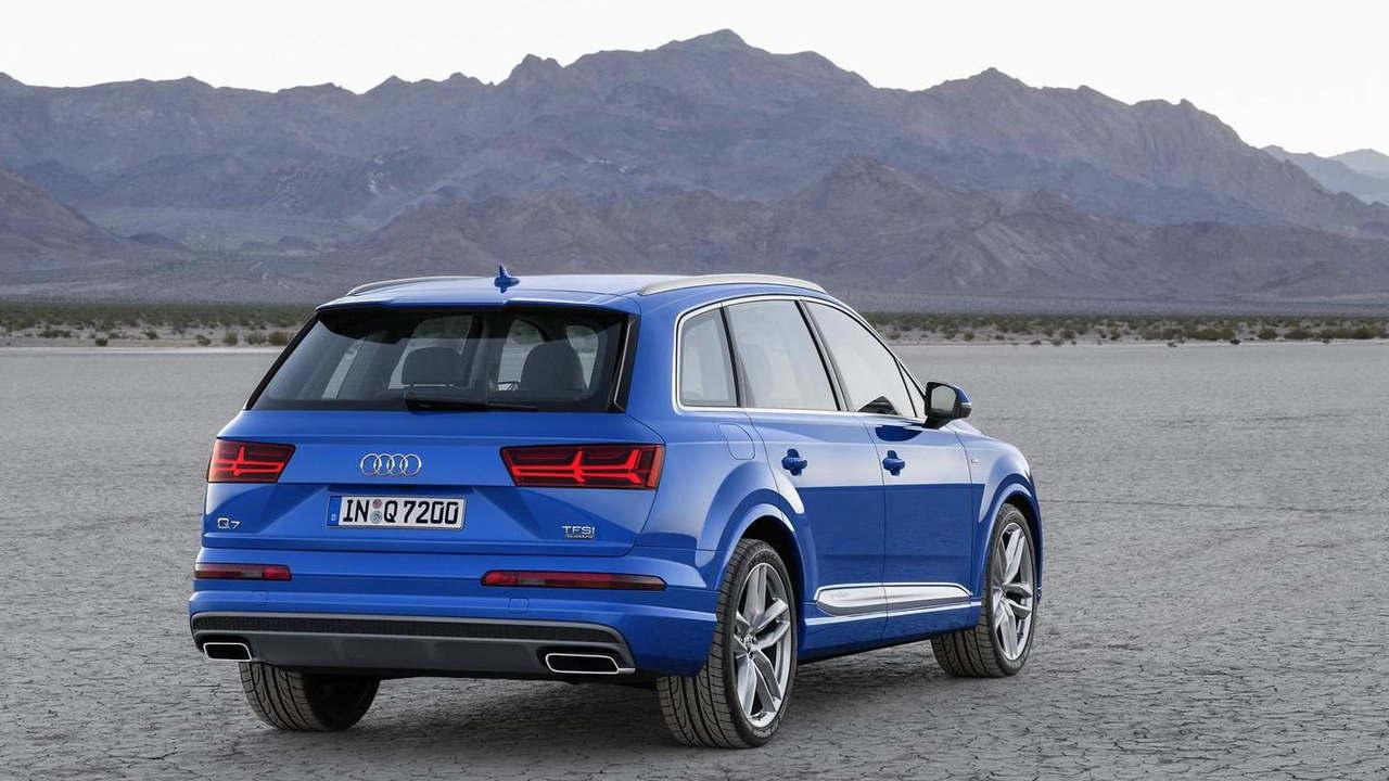 Audi Q7 bản động cơ nhỏ, tiết kiệm hơn sắp ra mắt - 4