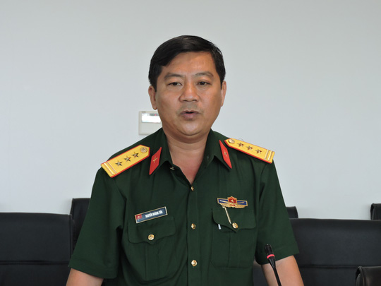Thông tin chính thức vụ rơi máy bay ở Bà Rịa-Vũng Tàu - 1