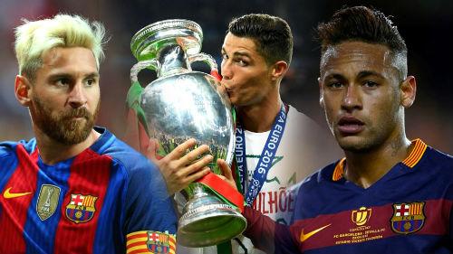 """Top lương cao thế giới: Messi, Ronaldo chỉ là """"muỗi"""" - 1"""