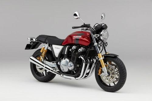 Honda CB1100RS kết hợp hài hòa cổ điển và thể thao - 1