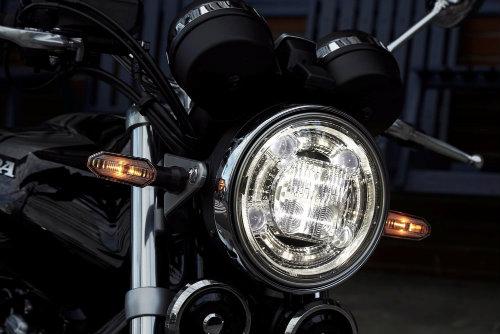 Honda CB1100RS kết hợp hài hòa cổ điển và thể thao - 2