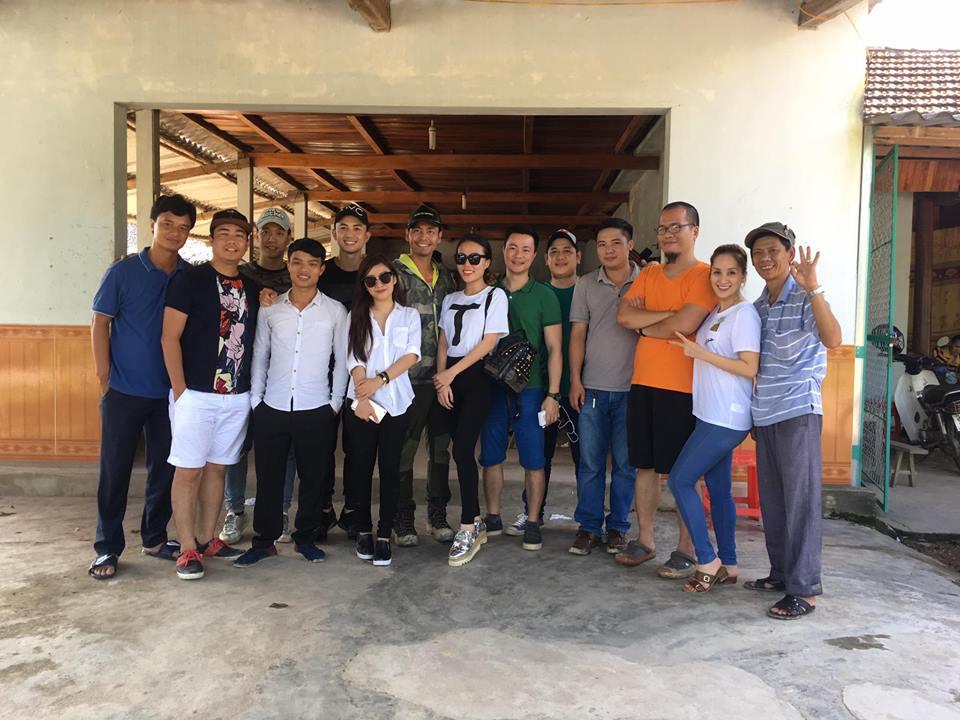 Phan Anh giản dị đi từ thiện, khác xa khi làm MC - 6