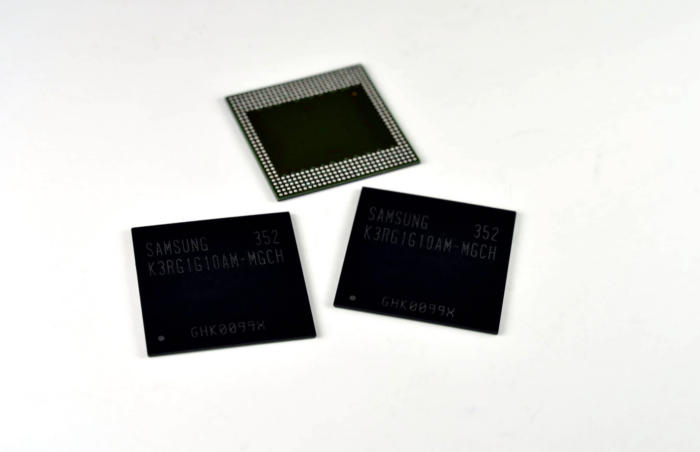 "Samsung sắp tung smartphone RAM 8GB ""khủng"" nhất - 1"