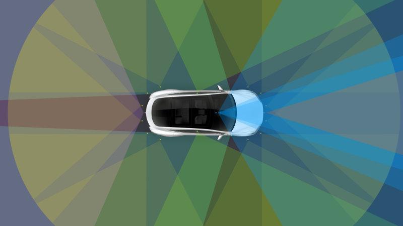 Tesla tích hợp phần cứng lái xe tự động Level 5 cho tất cả mẫu xe - 2