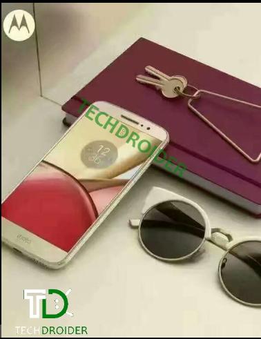 Lộ hình ảnh rò rỉ mới nhất của Motorola Moto M - 3