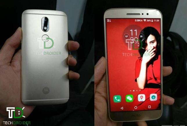 Lộ hình ảnh rò rỉ mới nhất của Motorola Moto M - 4