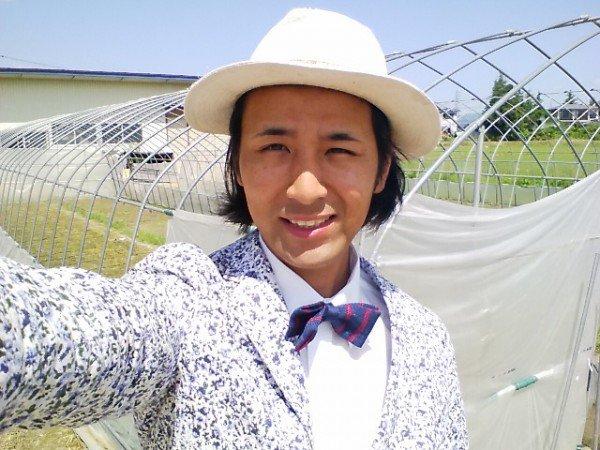 """Chàng nông dân Nhật ăn mặc """"đẹp nhất quả đất"""" - 4"""