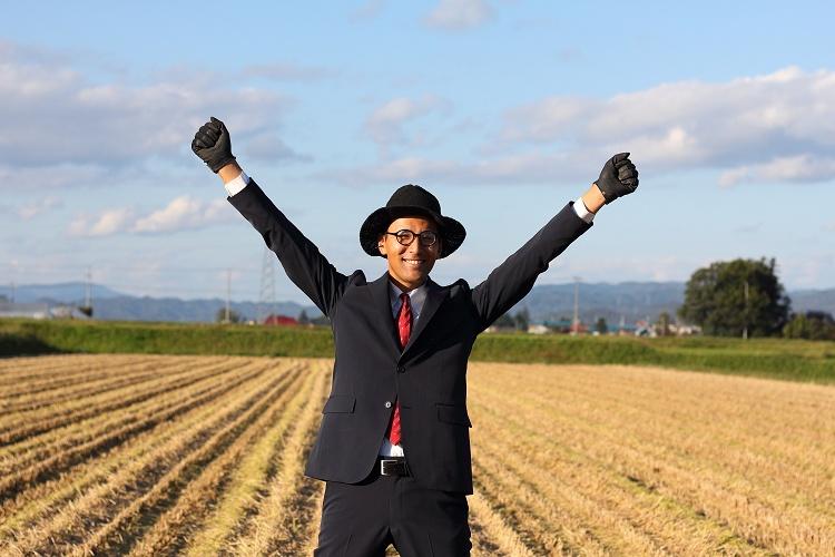 """Chàng nông dân Nhật ăn mặc """"đẹp nhất quả đất"""" - 5"""
