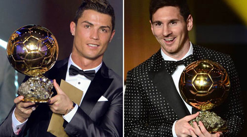 Messi - Ronaldo đua QBV FIFA: Trò đùa của số phận - 1
