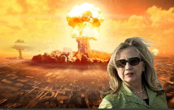 """Bà Clinton """"lỡ"""" tiết lộ bí mật tên lửa hạt nhân Mỹ - 1"""