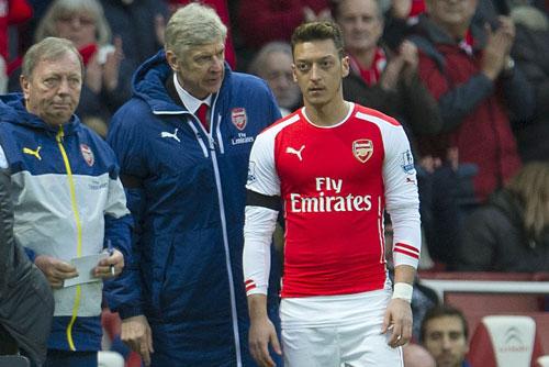 Tin HOT bóng đá tối 21/10: Wenger cảnh báo Ozil - 1