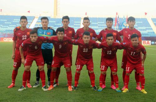 Anh em ruột ở U19 Việt Nam - 1