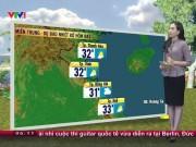 Dự báo thời tiết VTV 21/10: Miền Bắc nắng nóng, miền Nam mưa dông
