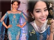Thời trang - Nam Em thắng tiếp giải Bạc trang phục đẹp ở Miss Earth