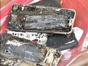 Dế sắp ra lò - HOT: iPhone 7 phát nổ, xe ô tô bị cháy