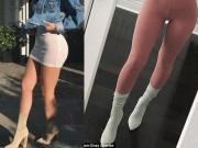Thời trang - Tự chế giày 20 triệu đồng giống hot girl Hollywood