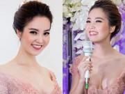 MC Thụy Vân gợi cảm nổi bật giữa dàn hoa – á hậu