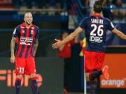 Bóng đá - Thẫn thờ với cú đánh đầu ngẫu hứng đẹp nhất V9 Ligue 1