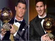 Bóng đá - Messi - Ronaldo đua QBV FIFA: Trò đùa của số phận