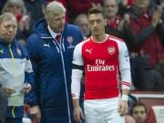 Bóng đá - Tin HOT bóng đá tối 21/10: Wenger cảnh báo Ozil