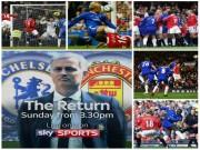 Bóng đá - Chelsea đại chiến MU: 5 trận cầu để đời