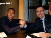 "Barca ""trói"" Neymar, phí phá vỡ hợp đồng 250 triệu euro"