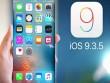 Apple cấm người dùng hạ cấp về iOS 9