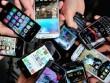 Xuất khẩu điện thoại có dấu hiệu giảm mạnh