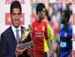 """Suarez nhận Giày vàng, """"kẻ thù"""" Evra chủ động làm hòa"""