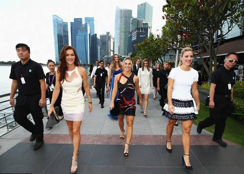 7 đại mỹ nữ khoe sắc trước thềm WTA Finals - 2