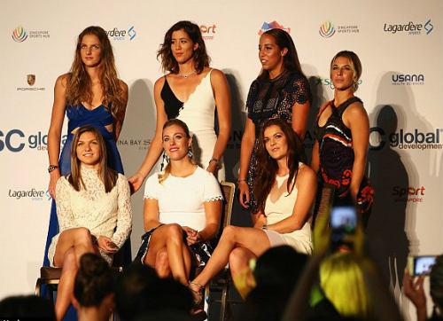 7 đại mỹ nữ khoe sắc trước thềm WTA Finals - 6