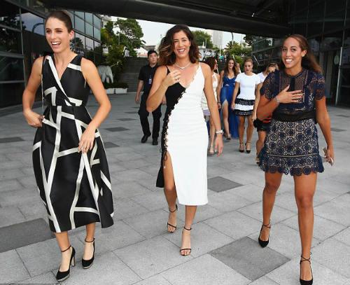 7 đại mỹ nữ khoe sắc trước thềm WTA Finals - 4
